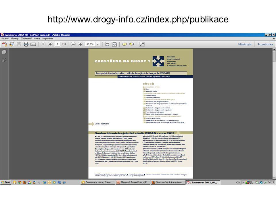 http://www.drogy-info.cz/index.php/publikace