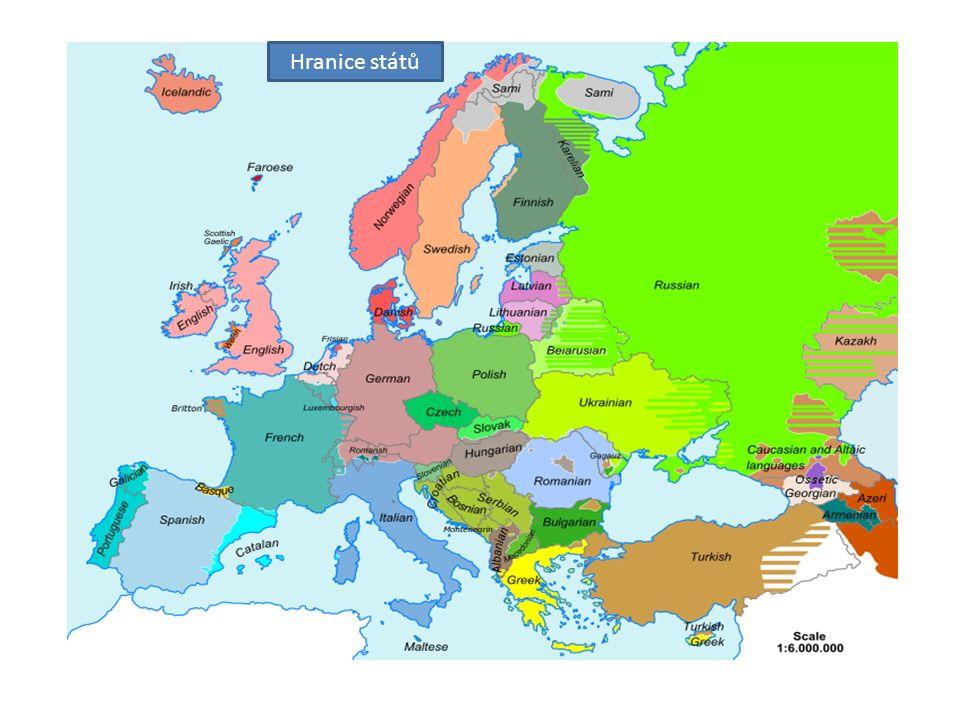Hranice států