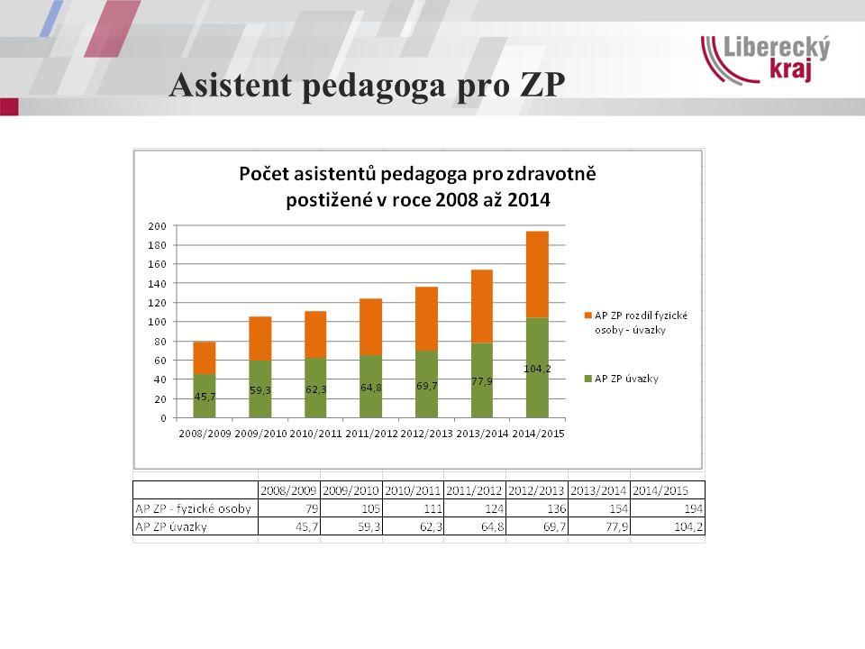 Asistent pedagoga pro ZP