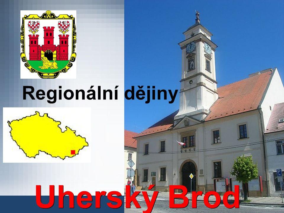 Regionální dějiny Uherský Brod
