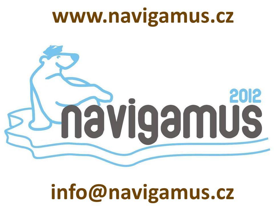 www.navigamus.cz info@navigamus.cz