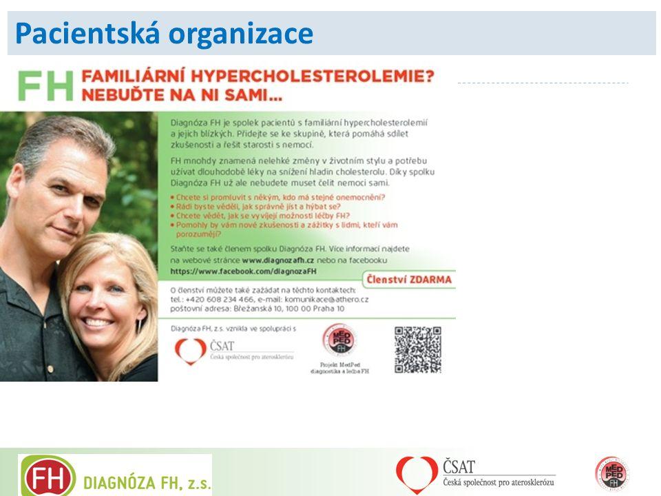 Pacientská organizace