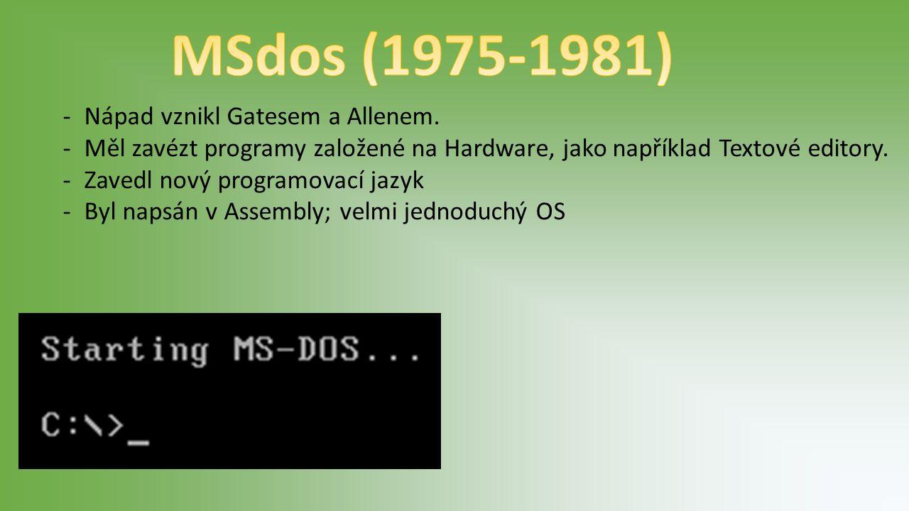 (Volný překlad) Apple Computers žaluje Microsoft za porušení autorských práv ohledně grafické rozhraní (GUI) jejich operačního systému Windows.