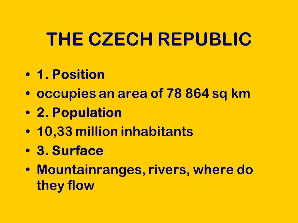 THE CZECH REPUBLIC 4.
