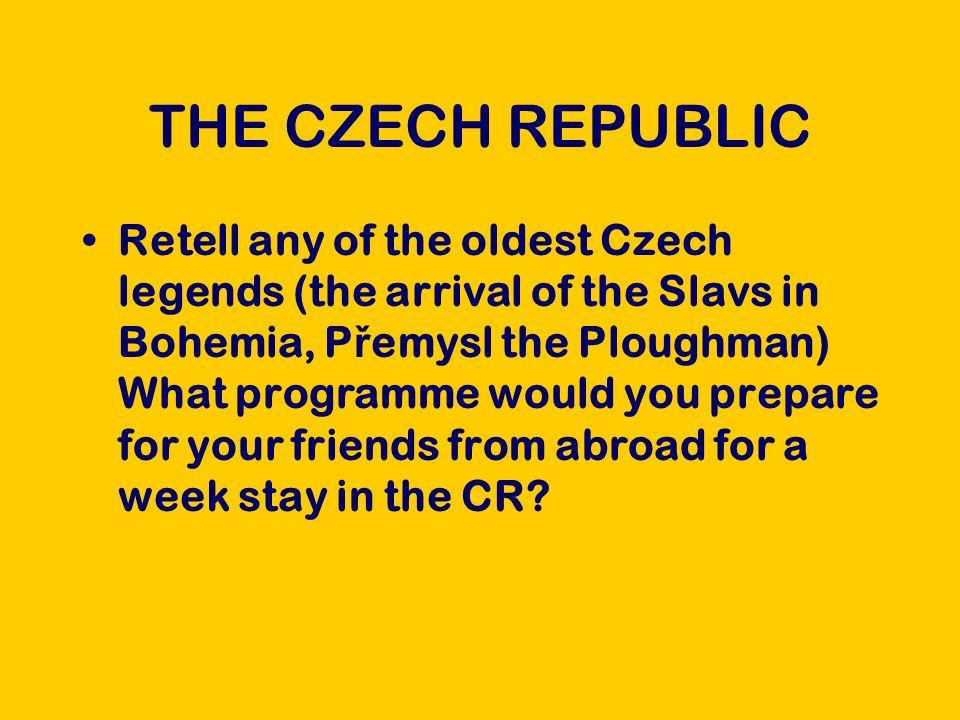 THE CZECH REPUBLIC PECK, E., PECK A.M. Let´s Talk Anew.