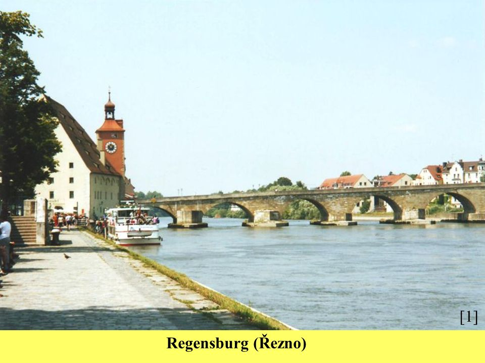 Regensburg (Řezno) [1]