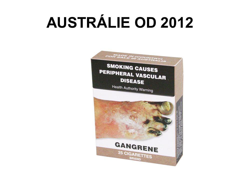 AUSTRÁLIE OD 2012