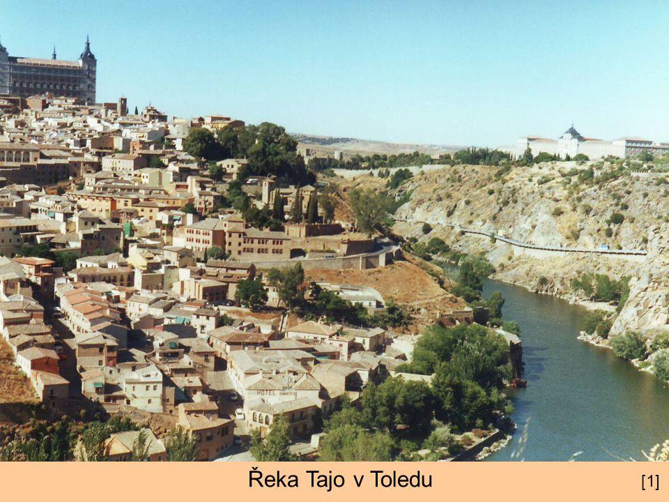 Řeka Tajo v Toledu [1]