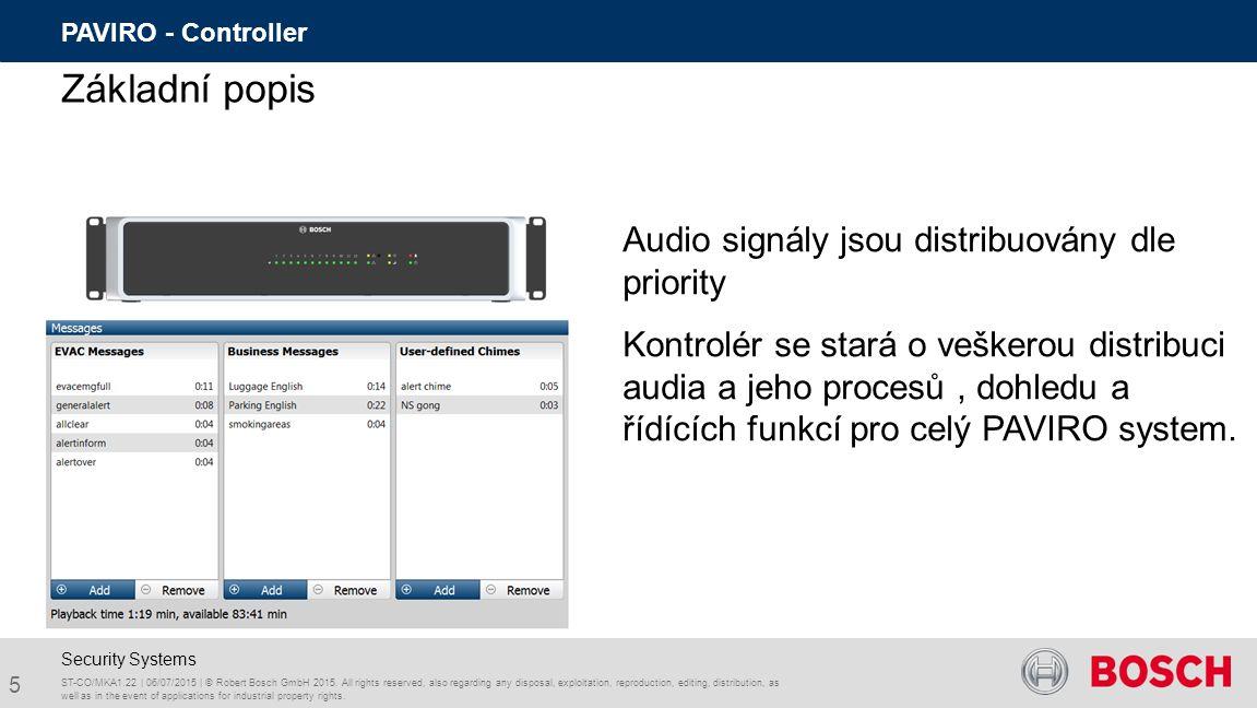 Síť Svítí zeleně v případě úspěšné datové komunikace (CAN) se zesilovačem (i) a směrovačem (i).
