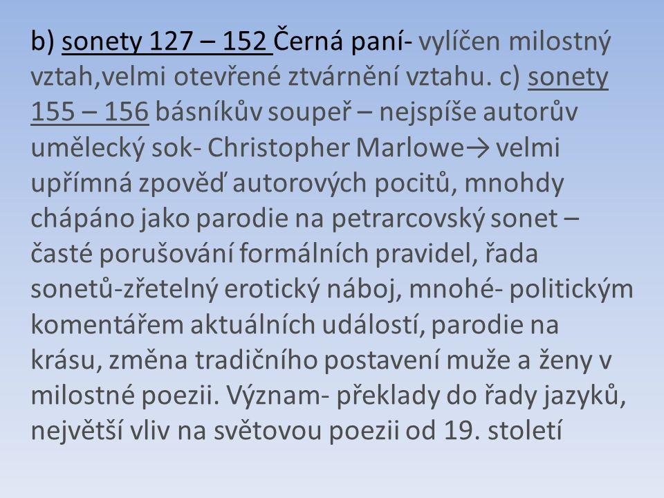 Překlady do českého jazyka - Jos.Václav Sládek, dále Jar.
