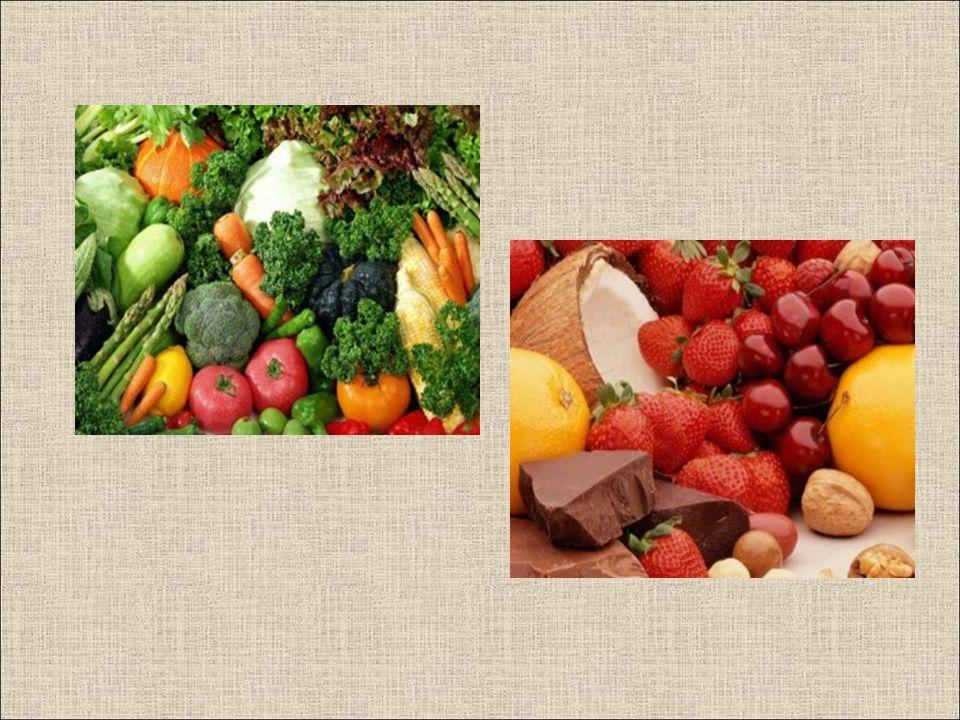 Abeceda zdravé výživy A jezte pestrou stravu – zajistíte tak dostatečný a vyvážený příjem živin, vitamínů, minerálů a dalších látek B udržujte si vhodnou tělesnou váhu C vybírejte potraviny s nízkým obsahem tuku, zvláště živočišného, omezujte maštění, snižujte spotřebu uzenin, tučných mas,… D konzumujte dostatečné množství zeleniny a ovoce E stanovte si a respektujte pravidelný čas příjmu potravy F omezujte sůl G potraviny zbytečně dlouho nevařte, nepřipravujte nic na přepáleném tuku H jídlo nehltejte, ale pomalu kousejte I dodržujte pitný režim Můžete doplnit další zásady správné výživy