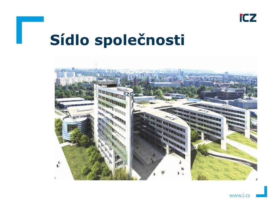 Sídlo společnosti www.i.cz