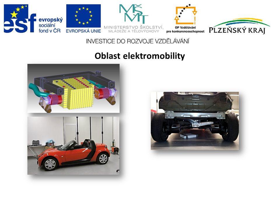Oblast udržitelné mobility - handicapovaní