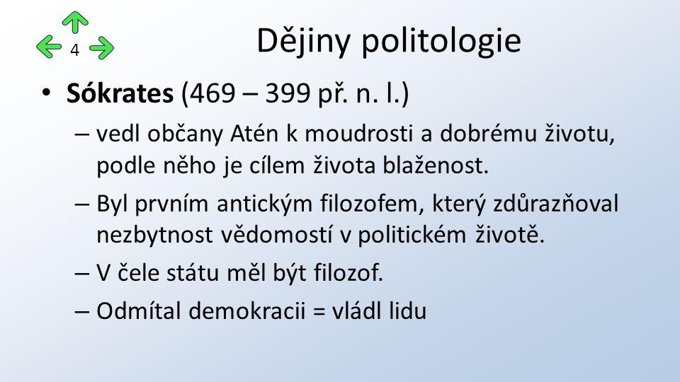 Sókrates (469 – 399 př. n.