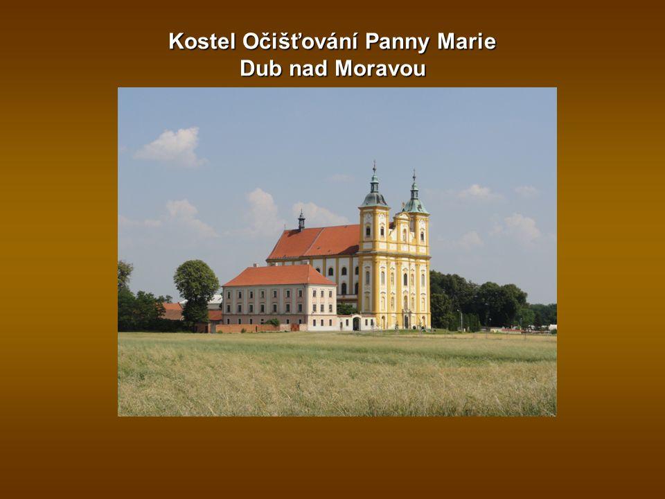Kostel Očišťování Panny Marie Dub nad Moravou