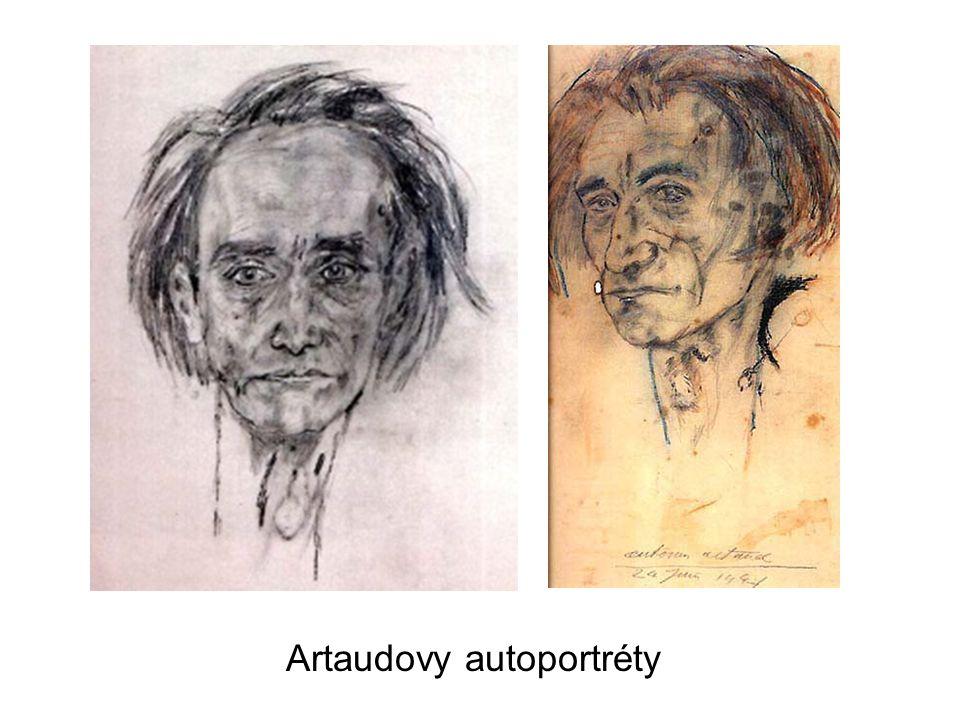 Artaudovy autoportréty