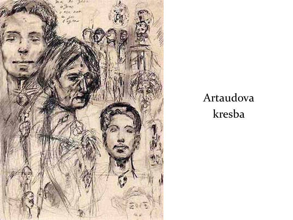Artaudova kresba