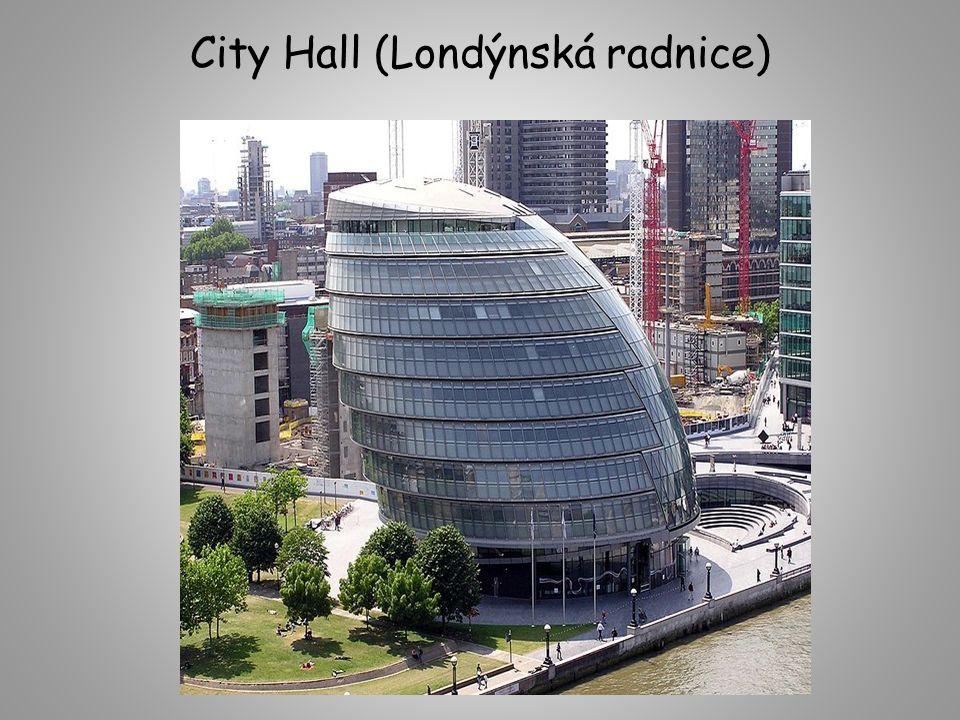 City Hall (Londýnská radnice)