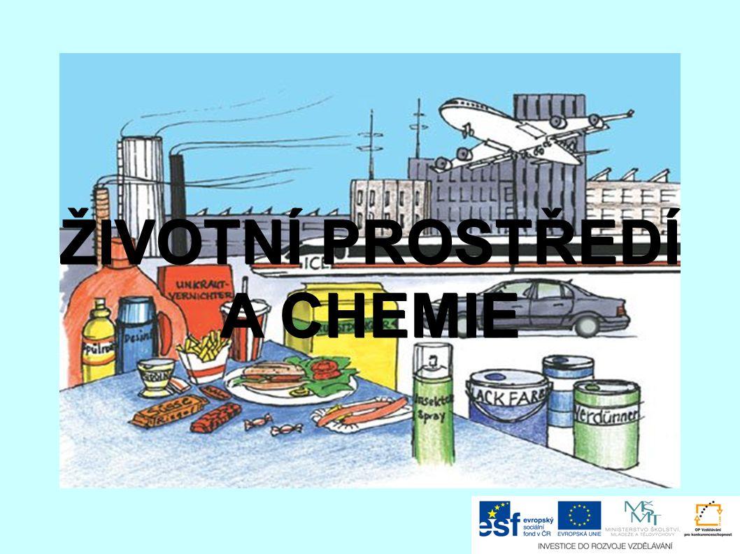 V dnešní době se začíná objevovat stále větší množství chemických látek v nových odvětvích ať už jako čistící prostředky, v potravinách, různé obaly, pohonné hmoty, atd.