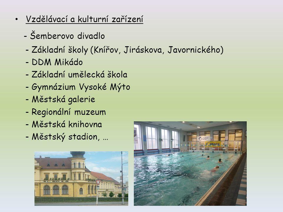 Výrobní podniky - Iveco Czech Republic, a. s.
