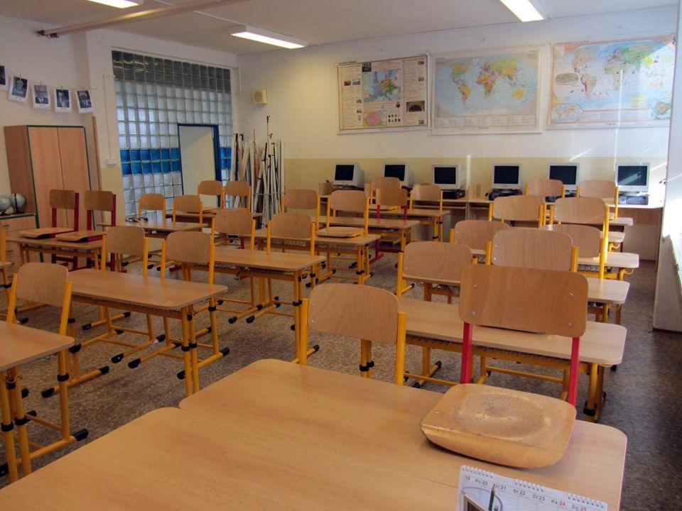 Speciální třídy – žáci se skupinovou integrací celkem – 47 žáků 1.