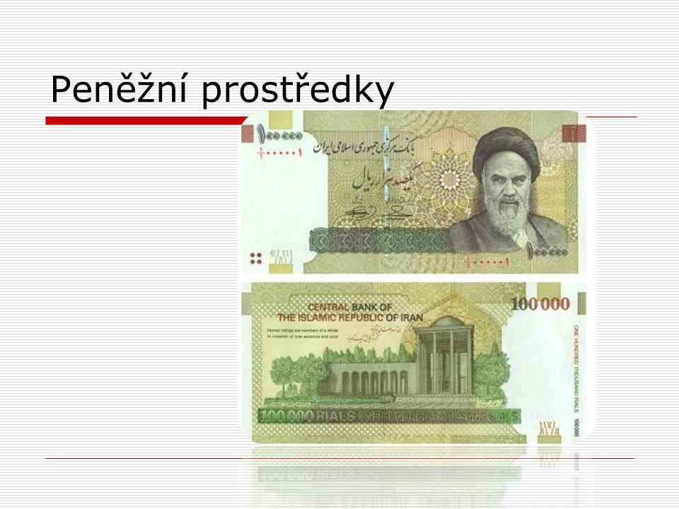 Peněžní prostředky