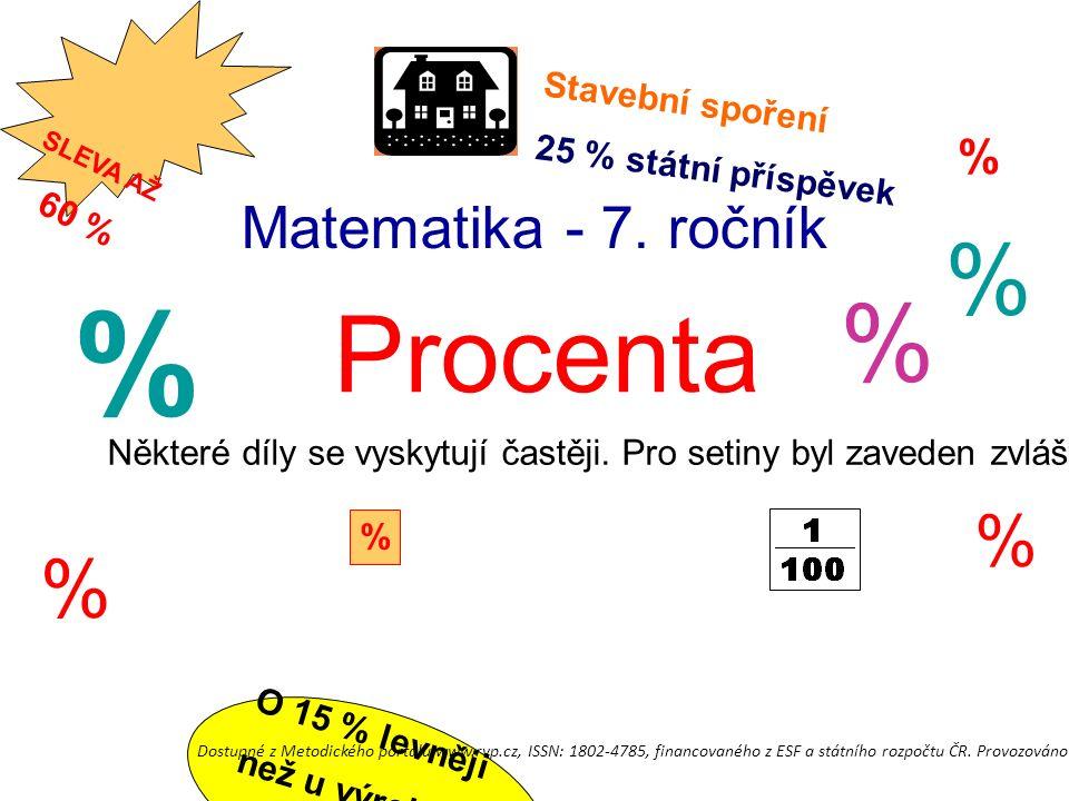 Matematika - 7.