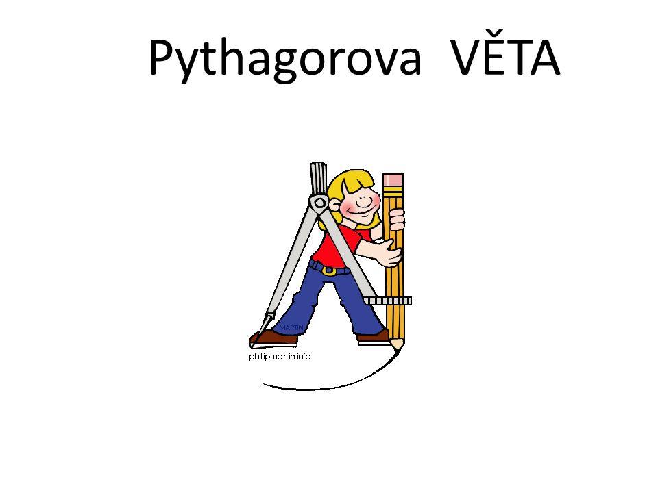 Pythagorova VĚTA