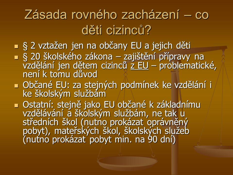 Česká školní inspekce Podle tzv.kompetenčního zákona je podřízena MŠMT.