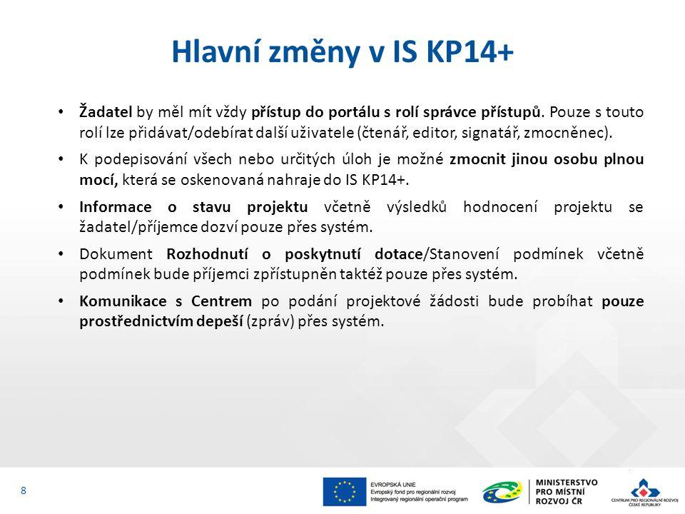 11.Cílové hodnoty indikátorů odpovídají cílům projektu.