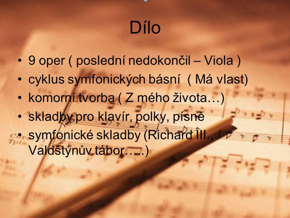 Život syn panského sládka v Litomyšli od čtyř let hrál na housle,později na klavír studoval v Jihlavě, v Německém Brodě, v Praze a r.1843 dostudoval v