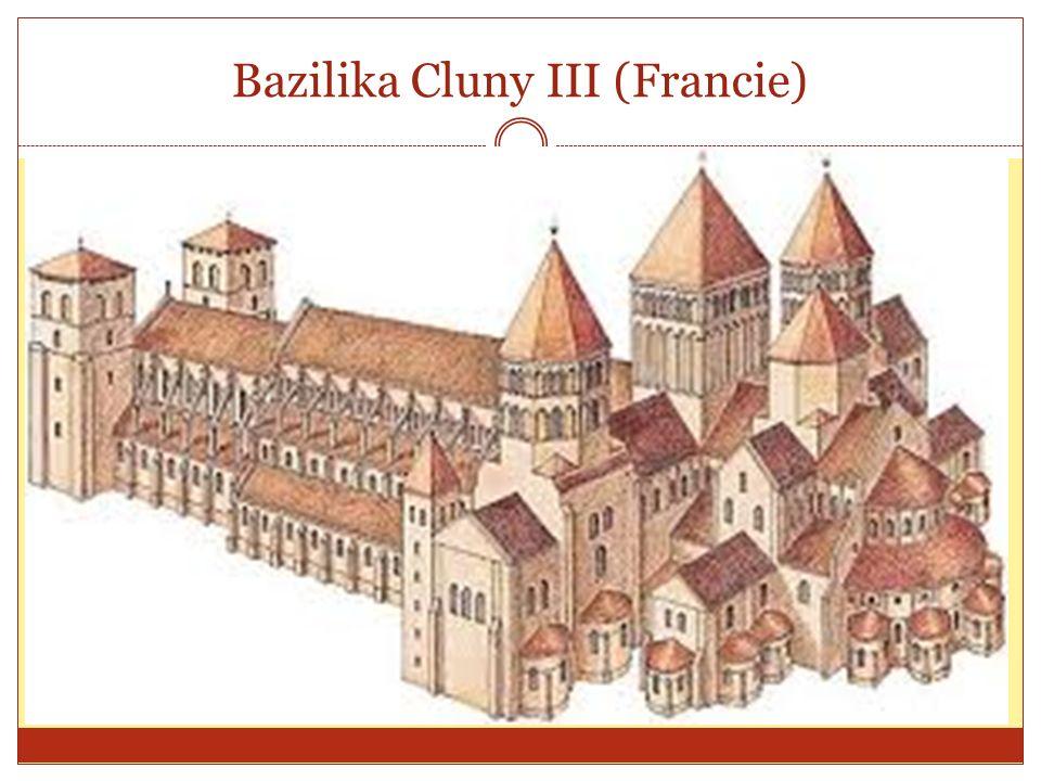 Bazilika Cluny III (Francie)