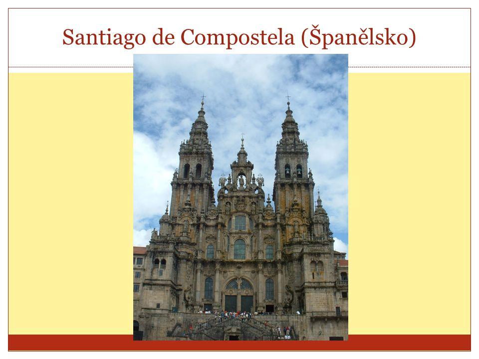Santiago de Compostela (Španělsko)