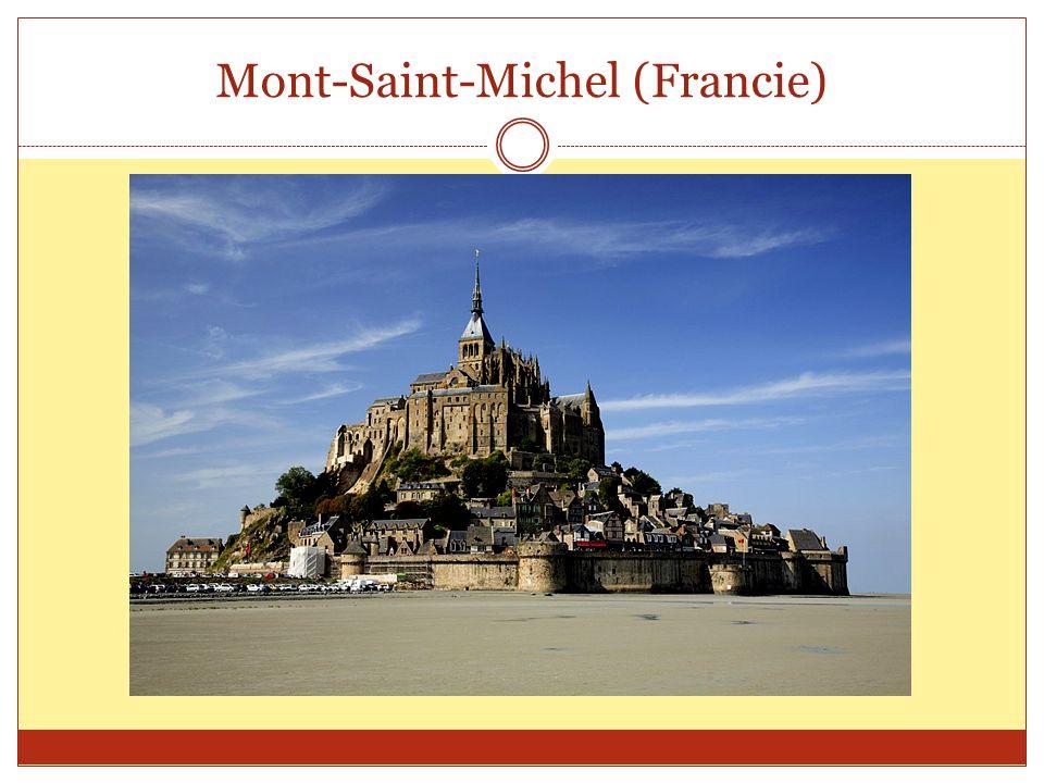 Mont-Saint-Michel (Francie)