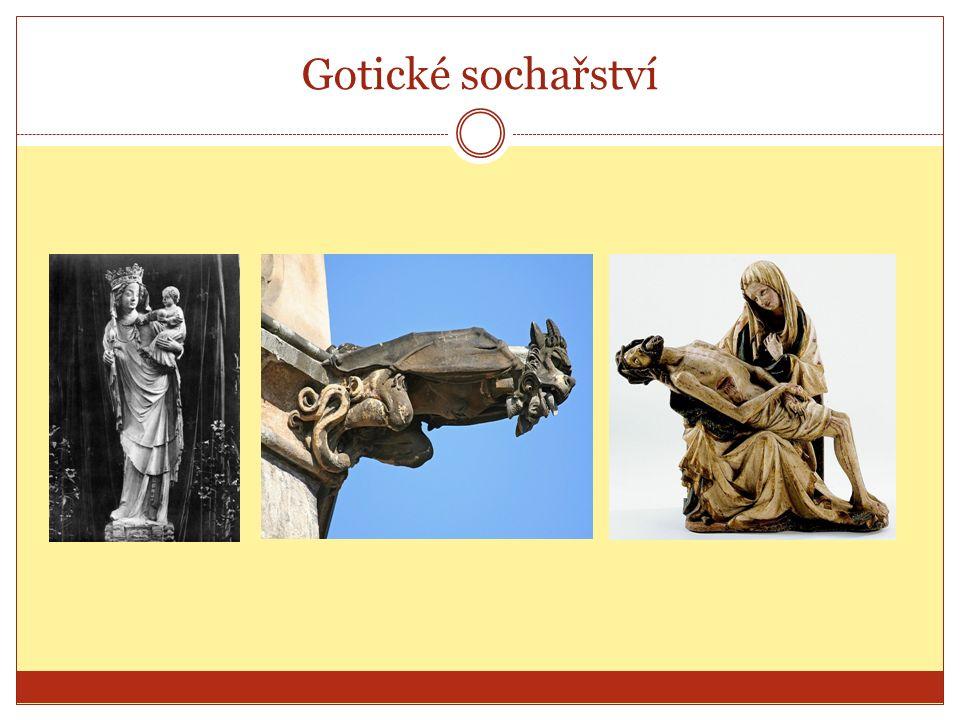Gotické sochařství