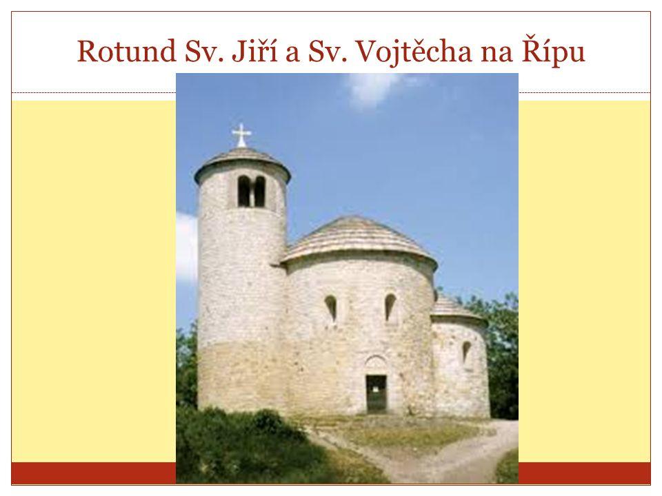 Rotund Sv. Jiří a Sv. Vojtěcha na Řípu