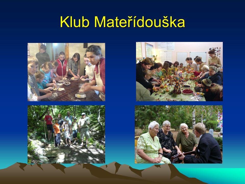 Klub Mateřídouška