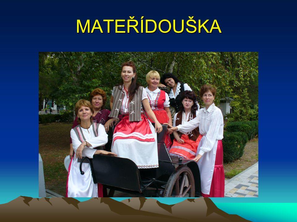 MATEŘÍDOUŠKA