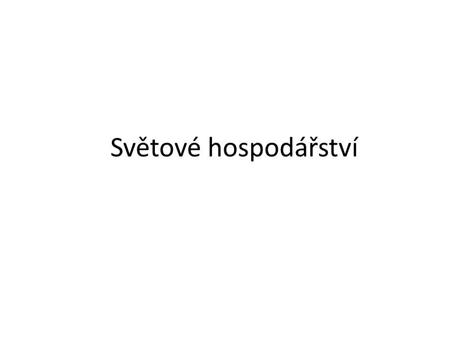 Úkoly Které globální firmy působí i na území ČR.