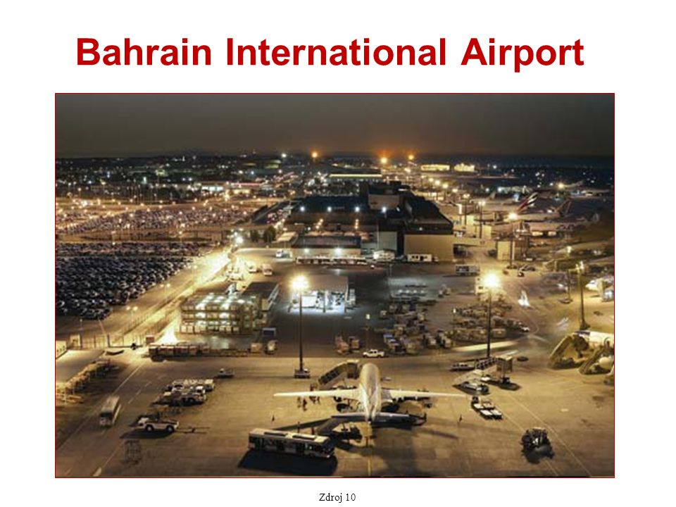 Bahrain International Airport Zdroj 10