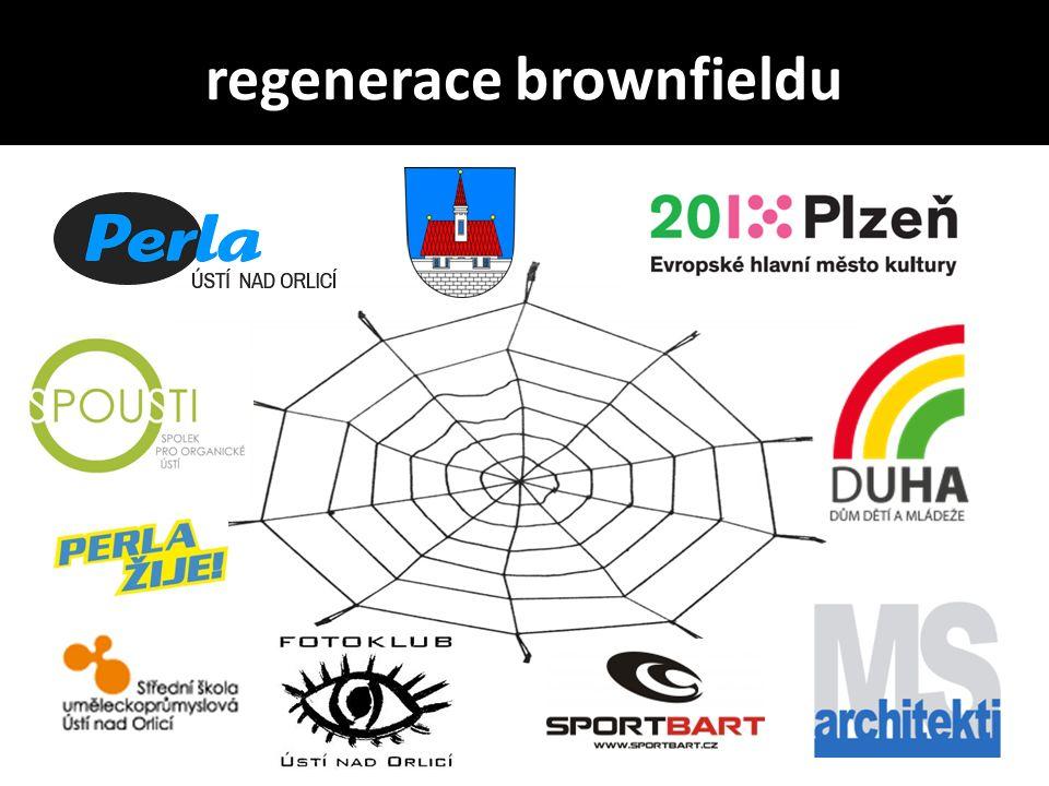 regenerace brownfieldu