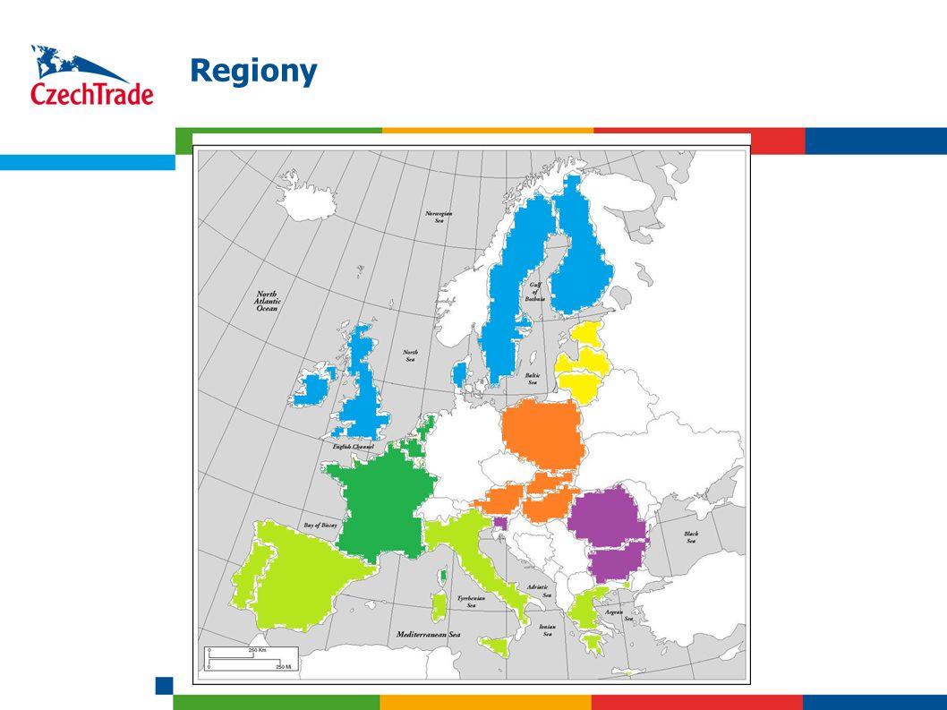 14 Regiony