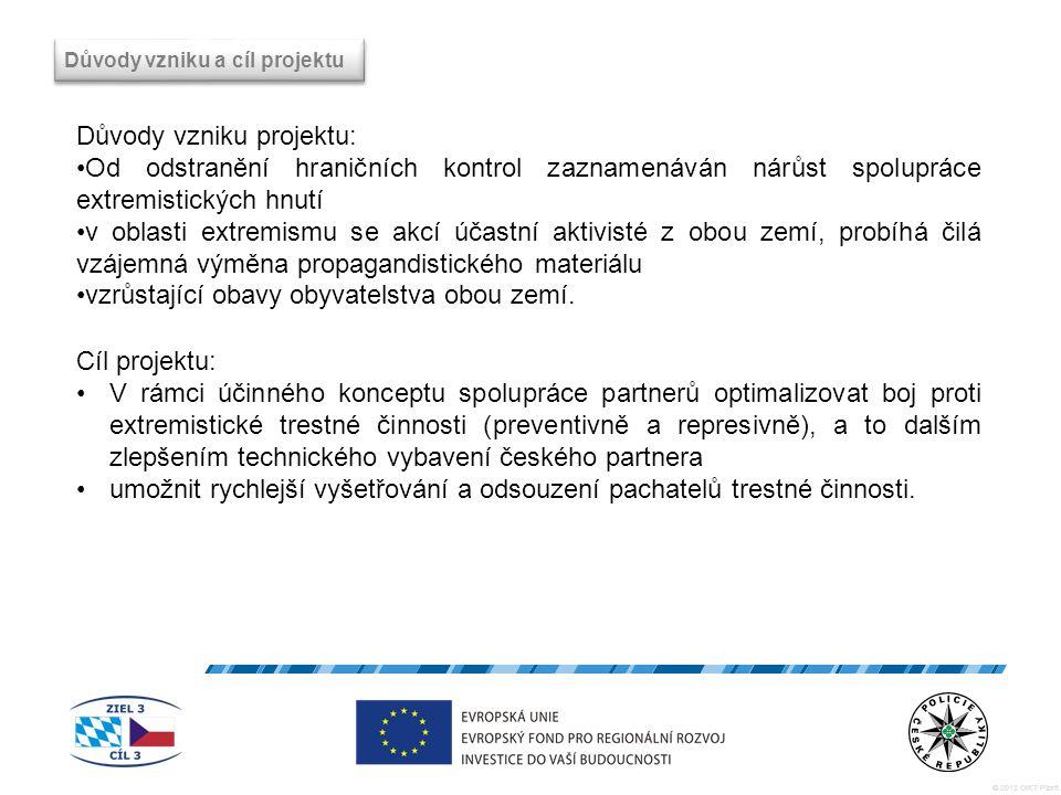 © 2012 OIKT Plzeň MMC bylo nasazeno celkem ve čtyřech bezpečnostních opatřeních v souvislosti s konaným shromážděním nebo pochodem na teritoriu Krajského ředitelství Plzeňského kraje.