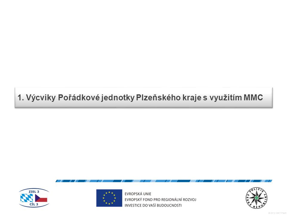 © 2012 OIKT Plzeň 12.2.