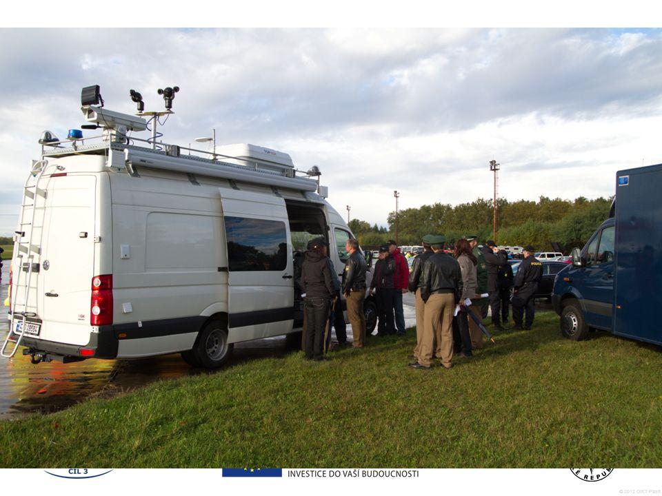 © 2012 OIKT Plzeň Mobilní monitorovací centrum v prvním roce svého provozu bylo nasazeno celkem sedmnáckrát.