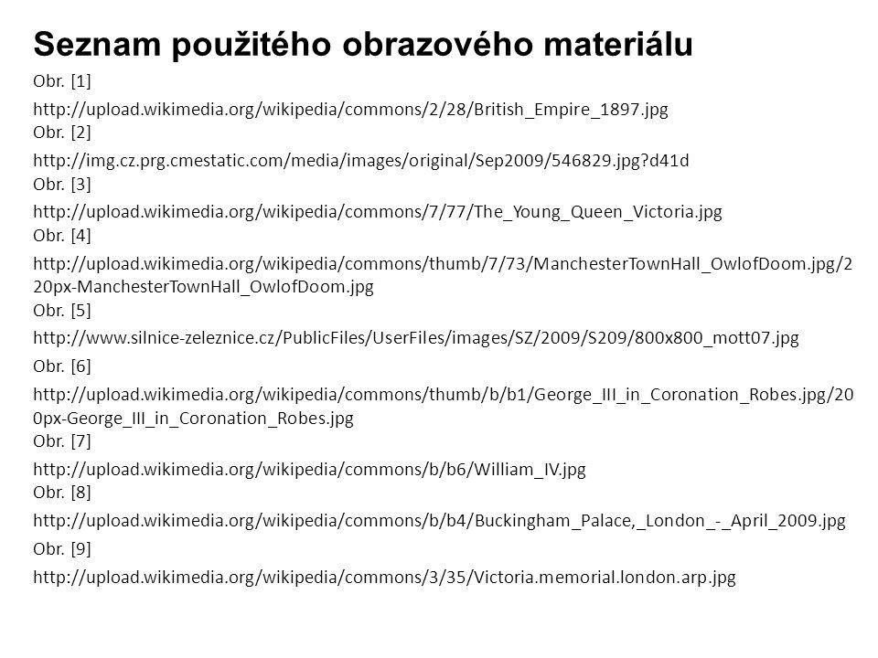 Seznam použitého obrazového materiálu Obr.