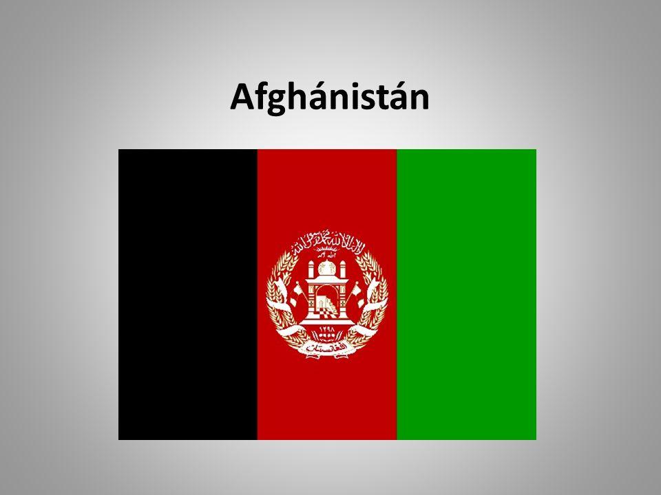 Afghánistán je chudá hornatá země daleko od té naší.