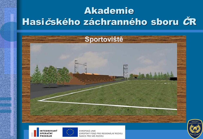 Sportoviště Akademie Hasičského záchranného sboru ČR
