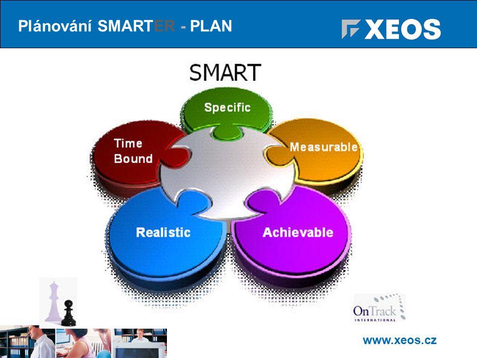 www.xeos.cz Plánování SMARTER - PLAN