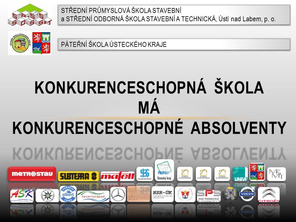 STŘEDNÍ PRŮMYSLOVÁ ŠKOLA STAVEBNÍ a STŘEDNÍ ODBORNÁ ŠKOLA STAVEBNÍ A TECHNICKÁ, Ústí nad Labem, p.